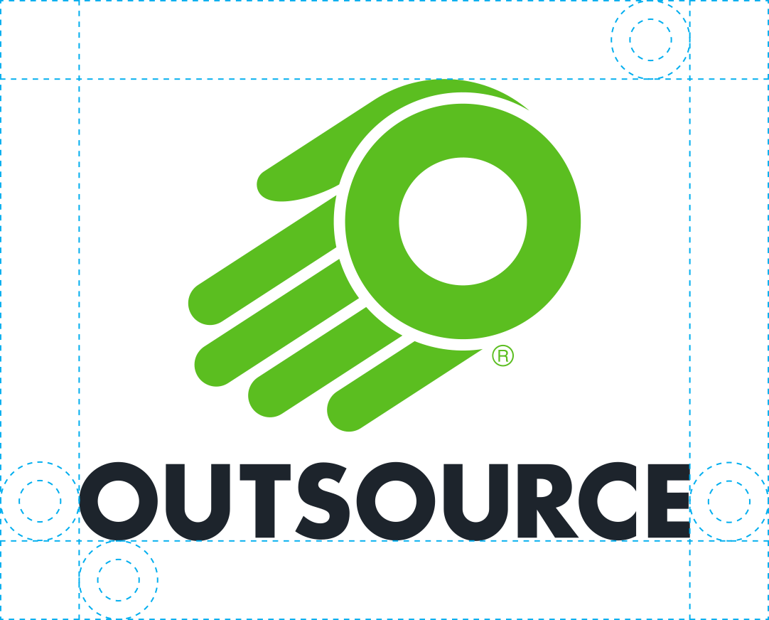 Outsource Logo Isolation Area